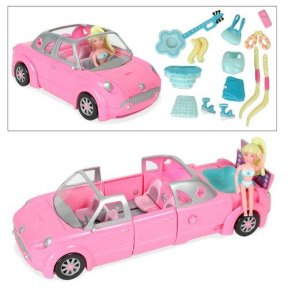 Polly Pocket Limo