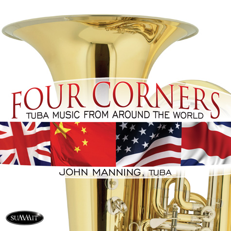 Four Corners CD